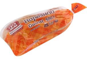 Хлебозавод №22, батон,упаковка