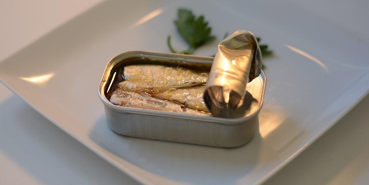 консерва рыбная