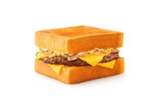 Patty Melt,бургер,тосты