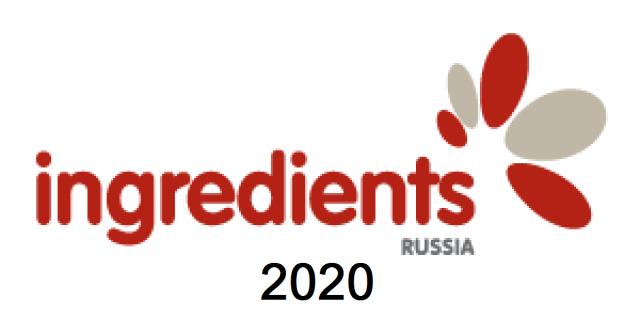IINGREDIENTS RUSSIA 2020