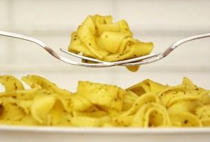 макароны, вчерашняя еда, отравления
