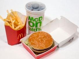 Макдональдс,обед,инструкция,фастфуд