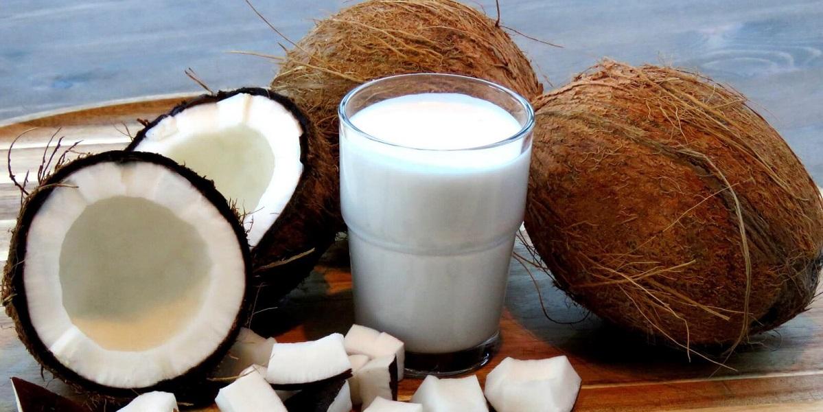 кокосовое молоко, фосфаты, микроэлементы