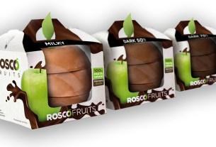 Alpicat,Rosco Fruits,яблоки, яблоки в шоколаде,экология