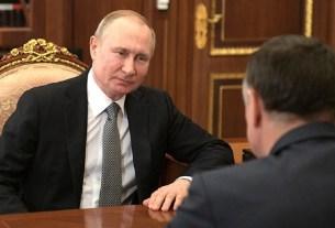 Путин, Кремль, предприниматели, село
