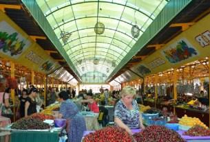 Адыгея, Кубань, рынок