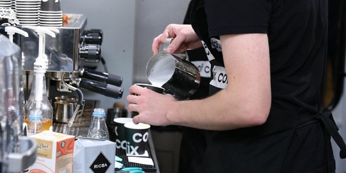 фудтрак, Cofix, кофе,Реутов
