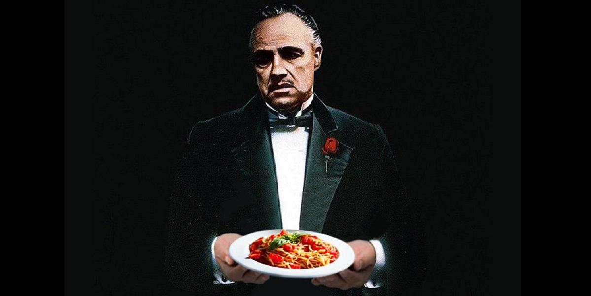 Крестный отец, Корлеоне, паста, ингредиенты