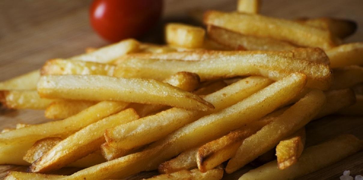McCain, Тульская область, картофель фри