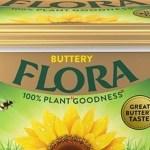 Flora, маргарин, заменитель