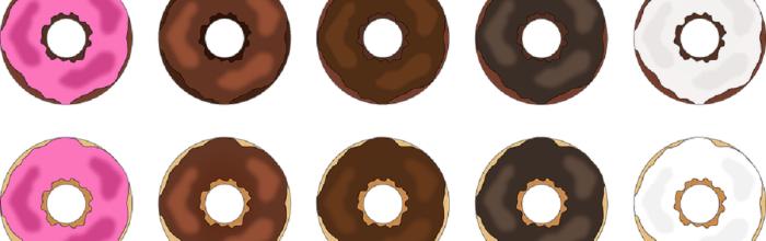 пончики, статистика, производство, пекарни