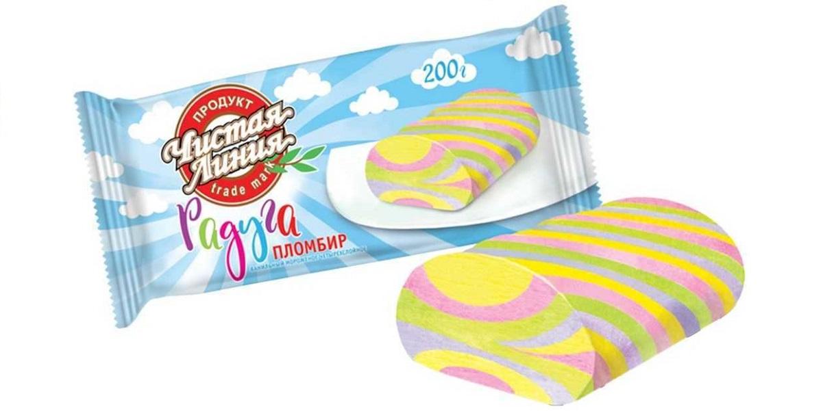 Unilever N. V, мороженое, «Чистая линия»