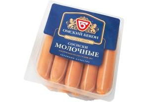 «Омский бекон», Красноярск, сосиски молочные, проверка