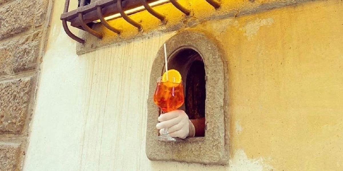«винные окна», Тоскана, Италия, коронавирус, вино