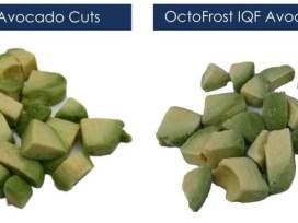 IQF, авокадо
