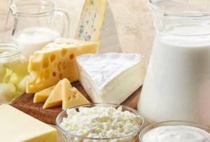 Молоко, сыр, масло, кефир