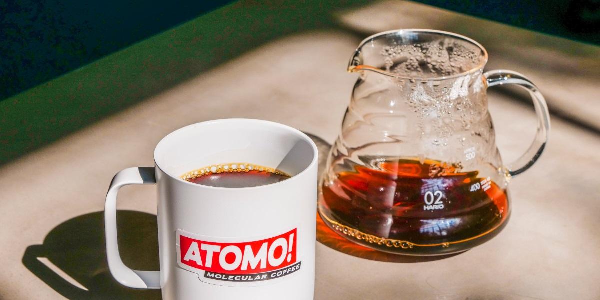 Atomo, кофе