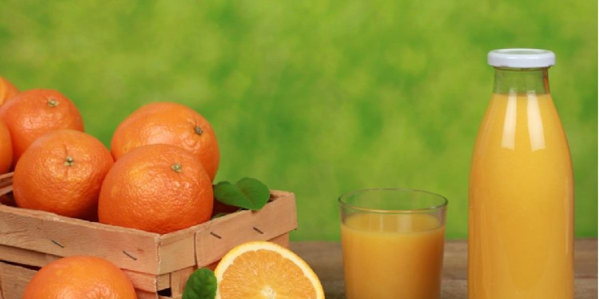 Сок, апельсины