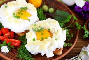Яйца, глазунья, яичница
