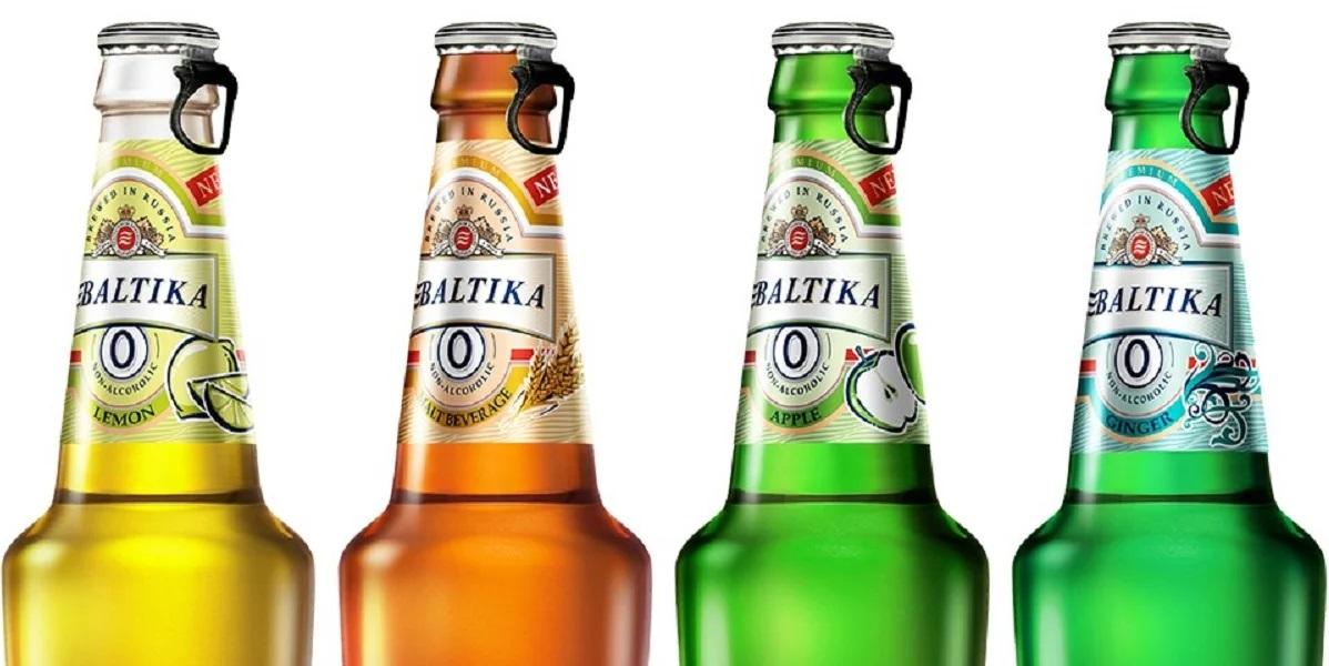 пиво, безалко,Балтика, здоровье, тренд