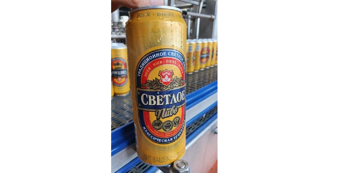 «Белый Кремль», новое пиво, пиво «СВЕТЛОЕ»,