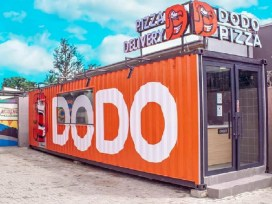 «Додо Пицца», Лагос, Нигерия, Федор Овчинников, морской контейнер, Dodo Pizza