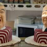 кондитерская-пекарня «Сладкие мечты», Якутск, торты, Трамп, Байде