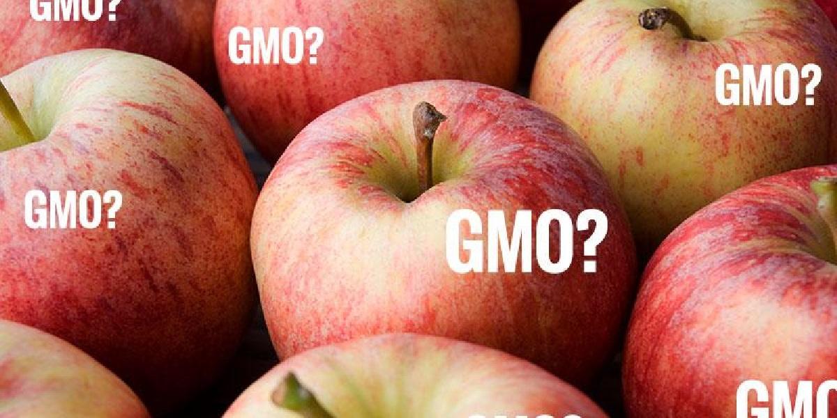 ГМО, яблоки, фрукты