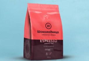 «Шоколадница», зерновой кофе
