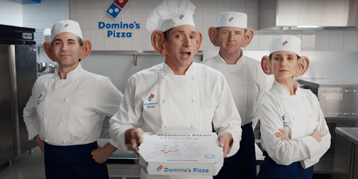 Domino's Pizza, пицца, обновление, новая пицца