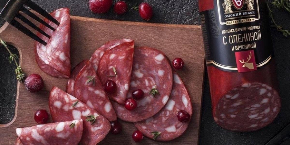«ПРОДО», «Омский бекон», колбасы, деликатесы, оленина, ягоды,