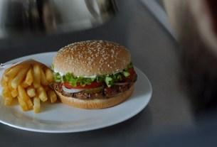 Burger King,McDonald`s, Франция, БигМак тоже можно есть