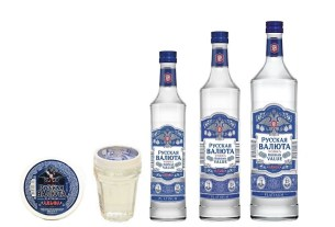 «Лучшая водка 2020 / Best Vodka», «Русская валюта Platinum»
