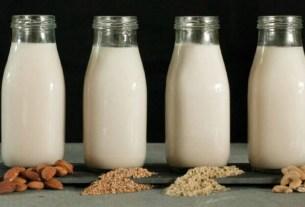 инновации, ореховое молоко, ореховые напитки