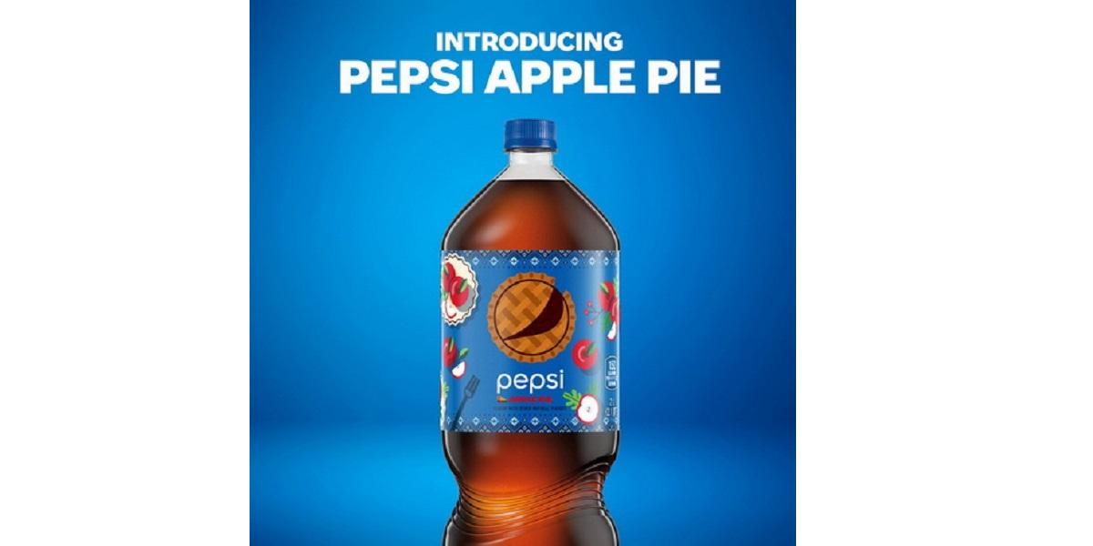 PepsiApplePie, Pepsi , США, новинка, яблочный пирог