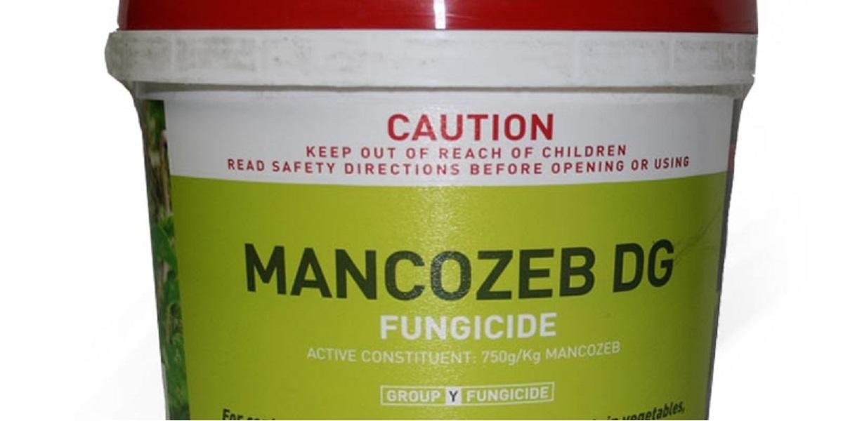 Манкоцеб, пестицид