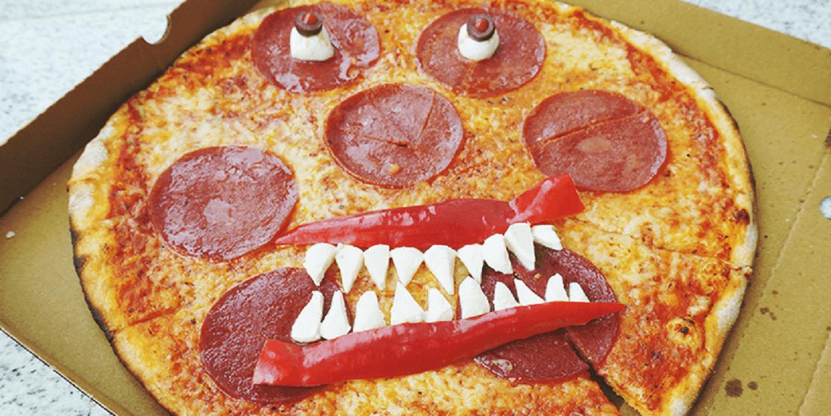 Ugly Pickle Co., США, пицца из отходов