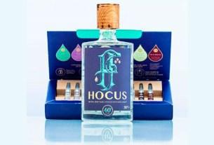 Hocus, конструктор алкоголя, сделай 20 видов алкоголя, набор алкофлаконов
