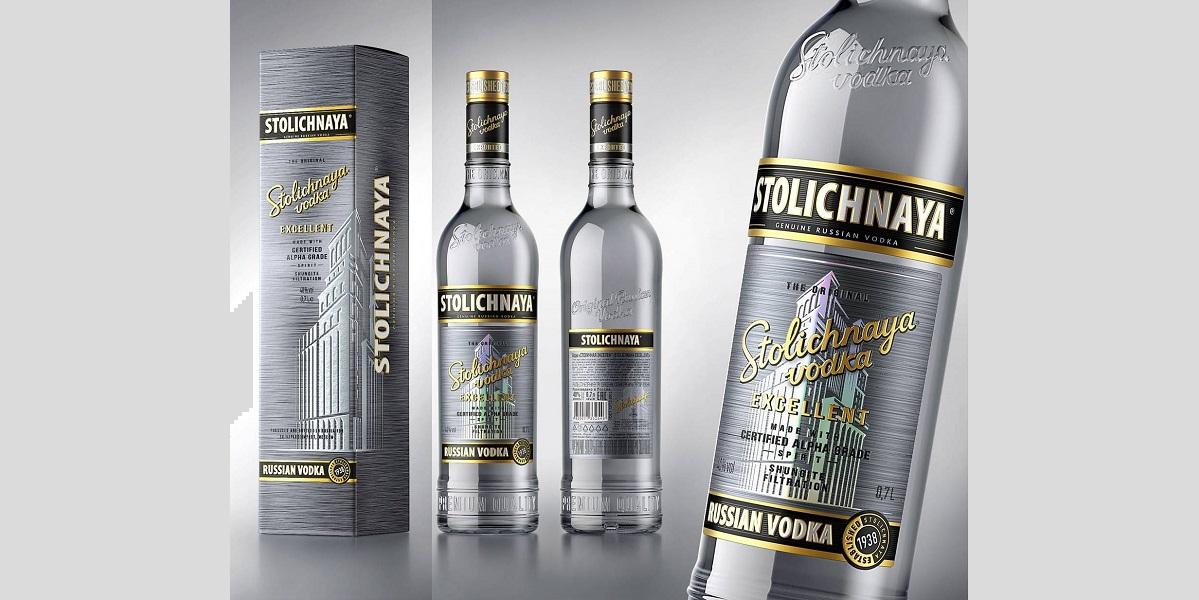 «Stolichnaya Excellent», премиальная водка, новая водка «Stolichnaya Excellent»