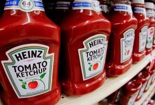 «Руспродсоюз», Kraft Heinz, кетчуп Kraft Heinz, томатный соус Heinz