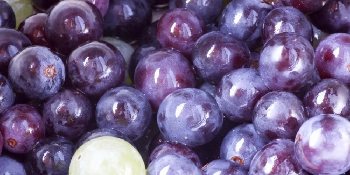 Виноград, ягоды