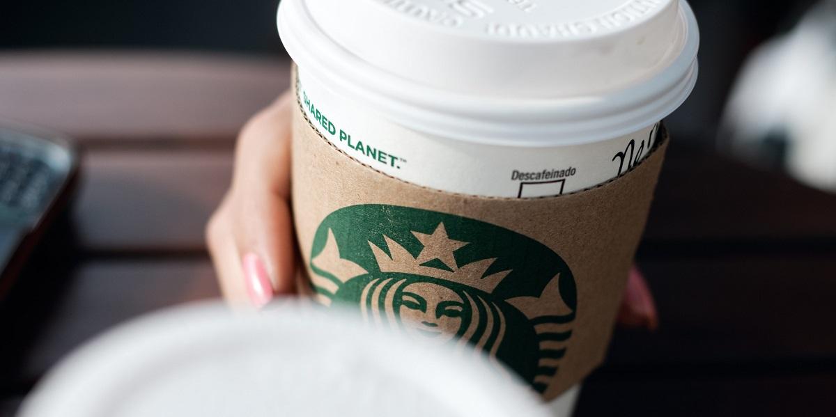 Ирландия, Starbucks, стаканчик, кофе, штраф