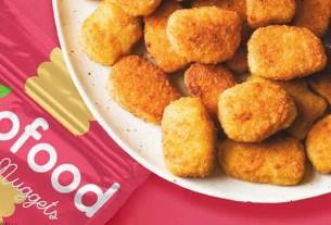 Haofood, арахисовый белок, веганство, веганское мясо