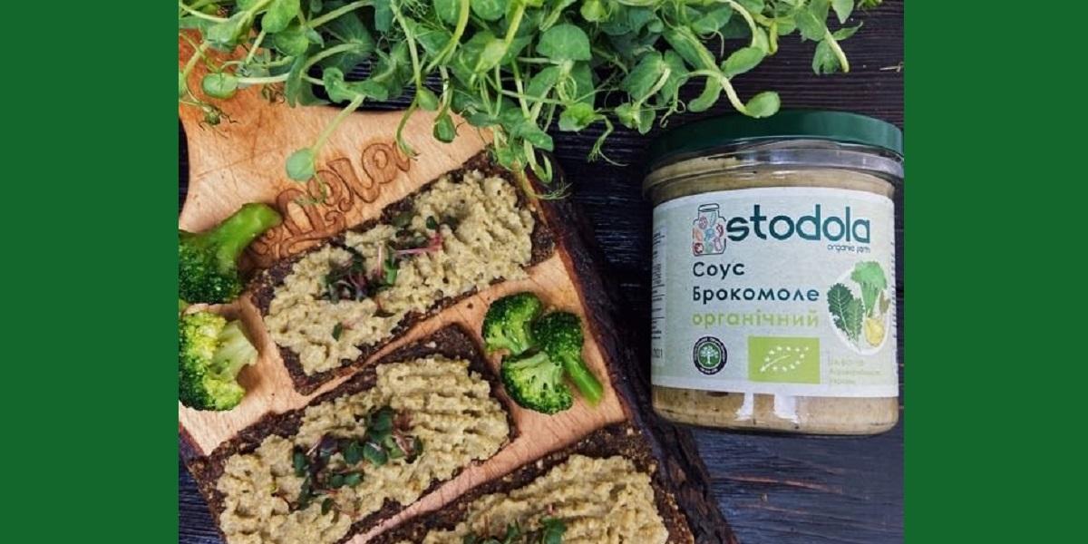 «Стодола», соус из капусты, брокколи, кольраби