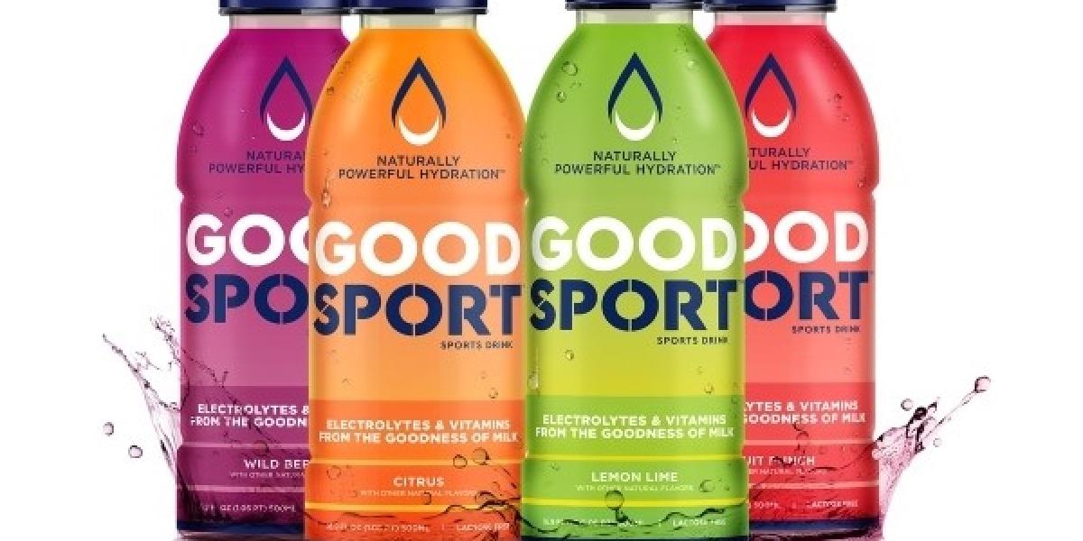 GoodSport, напиток