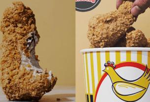 Синтия Вонг, мороженое, Not Fried Chicken, Life Raft Treats, США