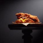 KFC, Испания, Blackdoors, бургер La Infame, анонимно, дегустация