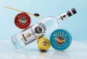 водка «Beluga», вино «Поместья Голубицкое», Noble Selection Cabernet Sauvignon