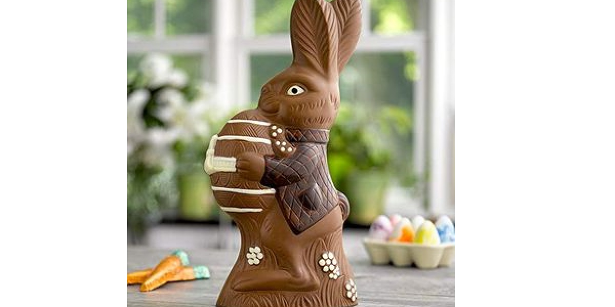 Заяц, шоколад, Пасха