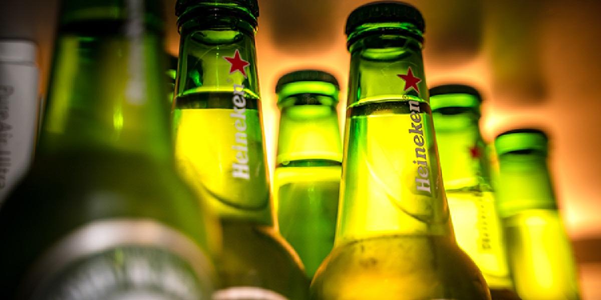 Heineken, пиво, бутылки